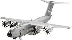 Военен самолет - Airbus А400М Luftwaffe - Сглобяем авиомодел -