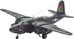 Американски изтребител - Douglas P-70 Nighthawk - Сглобяем авиомодел - макет