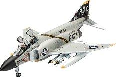 Американски изтребител - F-4J Phantom II - Сглобяем авиомодел -