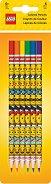 Цветни моливи - LEGO Iconic - Комплект от 6 броя - продукт