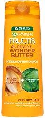 Garnier Fructis Oil Repair 3 Wonder Butter Shampoo - сапун