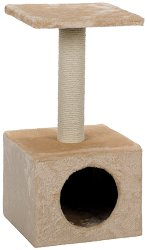 Катерушка за котки - Zamora - С хралупа и драскалка -