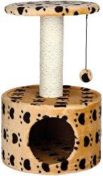 Катерушка за котки - Toledo - С хралупа и драскалка -