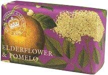 English Soap Company Elderflower & Pomelo - Луксозен сапун с аромат на бъз и помело - продукт