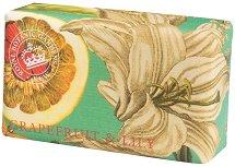 English Soap Company Grapefruit & Lily - Луксозен сапун с аромат на грейпфрут и лилия -
