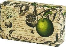 English Soap Company Lemongrass & Lime - Луксозен сапун с аромат на лимонова трева и лайм - балсам