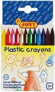Пастелни моливи - Комплект от 12 цвята