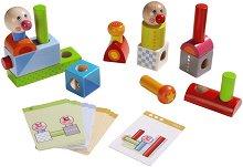 Клоуни - Образователна играчка за сортиране -