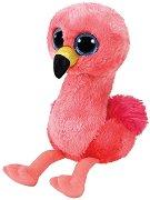 """Фламинго - Gilda - Плюшена играчка от серията """"Beanie Boos"""" -"""