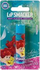 """Lip Smacker - Ariel - Балсам за устни от серията """"Принцесите на Дисни"""" - играчка"""