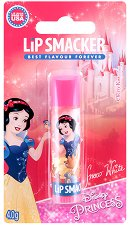 "Lip Smacker - Snow White - Балсам за устни от серията ""Принцесите на Дисни"" - балсам"