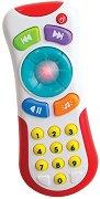 Дистанционно - Играчка със звукови и светлинни ефекти -