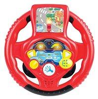 Волан - Speedster Driver - Играчка със звукови и светлинни ефекти -