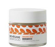 """Bio:Vegane Skinfood Organic Goji Night Care - Нощен крем за лице за взискателна кожа с био годжи бери от серията """"Organic Goji"""" -"""