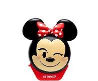 "Lip Smacker Disney Emoji - Minnie - Балсам за устни от серията ""Emoji"" - шампоан"