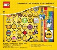 Комплект за рисуване с мини фигурка - LEGO Iconic