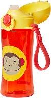 Детска бутилка - Маймунката Маршъл 414 ml -