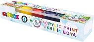 Акрилни бои - Комплект от 6 цвята x 22 ml