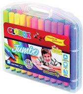 Флумастери - Jumbo - Комплект от 24 цвята
