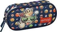 """Ученически несесер - Emoji King Monkey - От серията """"Emoji"""" -"""