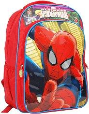 Ученическа раница - Спайдърмен - играчка