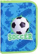 Несесер с ученически пособия - Футбол -