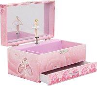 Музикална кутия за бижута - Балерина - детски аксесоар