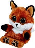 Плюшена поставка за телефон - Лисица Sly - играчка