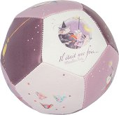 "Мека топка - Имало едно време - Бебешка играчка от серията ""Les Petits Dodos"" -"