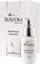 Beadora Bright Pearl Skin Whitening Serum Maxx - крем