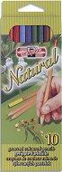 Цветни моливи - Натурал