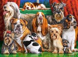 Кучета - Марчело Корти (Marcello Corti) - пъзел