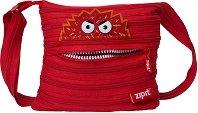 """Чанта за рамо - Volt - От серията """"Zipit: Talking Monsters"""" -"""