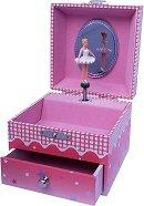 Музикална кутия - Балерина -