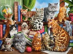 Домашни котета - пъзел