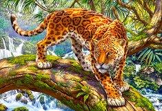Дебнещ ягуар - пъзел