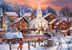 Очаквана зима - Чък Пинсън (Chuck Pinson) - пъзел