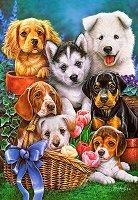 Кученца - Джени Нюланд (Jenny Newland) - пъзел