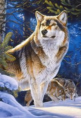 Вълци - Ал Агну (Al Agnew) - пъзел