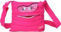 """Чанта за рамо - Sky - От серията """"Zipit: Talking Monsters"""" -"""