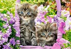 Котета в лятна градина - пъзел