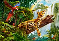 Почиващ си леопард - Ян Патрик Красни (Jan Patrik Krasny) -