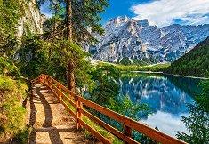 Езерото Брайес, Италия - пъзел
