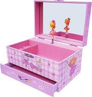 Музикална кутия за бижута - Принцеса Парма -