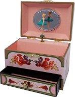 Музикална кутия - Цветя -