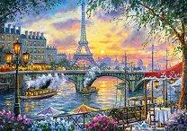 Следобеден чай в Париж - пъзел