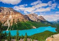 Езерото Пейто, Канада -
