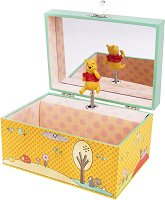 Музикална кутия - Мечо Пух - топка
