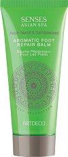 "Artdeco Asian Spa Neroli & Sandalwood Aromatic Foot Repair Balm - Балсам за крака с нероли и сандалово дърво от серията ""Asian Spa - Deep Relaxation"" -"