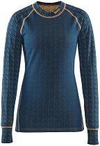 Дамска термо-блуза - Nordic Wool